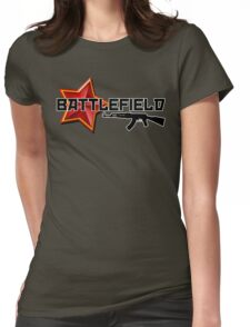 Battlefield - The Russian Perspective Womens Fitted T-Shirt