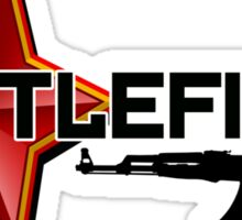 Battlefield - The Russian Perspective Sticker