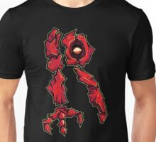 R is for Ruby Rock Stomp Unisex T-Shirt