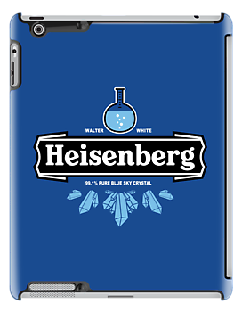 Heisenberg Blue Sky Crystal by Olipop