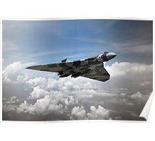 Vulcan Airborne Poster