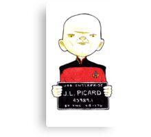 J-L. Picard, Lineup  Canvas Print