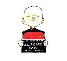 J-L. Picard, Lineup  Photographic Print