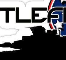 Battlefield - Abrams Hammer Sticker