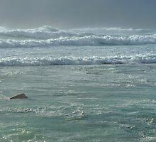 turbulent seas by metriognome