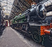 Steam Locomotive HDR III by Simon Lawrence