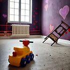 deserted kidsroom by DCarlier