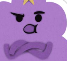 Grumpy Lumpy Space Princess Sticker