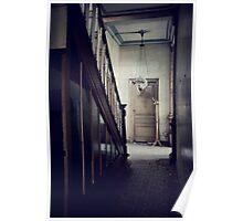Empty Hallway Poster