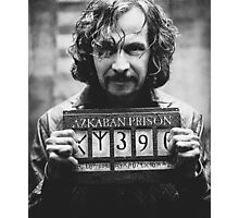 Sirius Black. Photographic Print