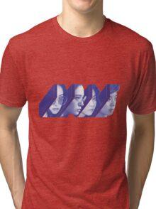 f(x) | Four Walls Tri-blend T-Shirt