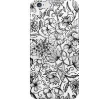 Her Paper Garden iPhone Case/Skin