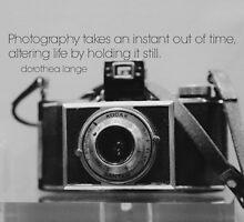 Photography Dorothea Lange by Kimberose