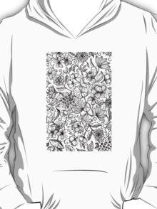 Her Paper Garden T-Shirt