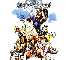 kingdom hearts by DeusExMachina2