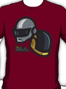 The Robots. T-Shirt
