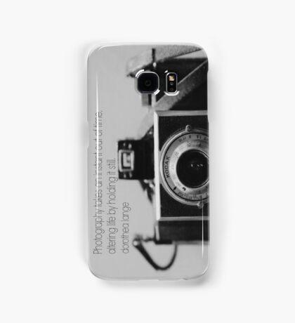 Photography Dorothea Lange Samsung Galaxy Case/Skin