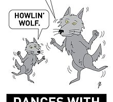 Dances With Wolves Card by mjfouldes