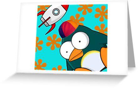 Penguin Dantro by alphasam007