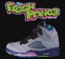 Jordan Bel air 5's by BossClothing