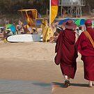 Mooloolaba Monks, Queensland by Karen Duffy