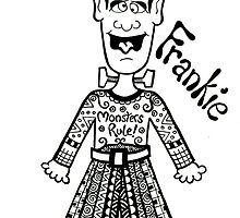 Frankie - Frankenstein's Monster by Wealie
