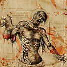 Diagram Zombie by David Lange