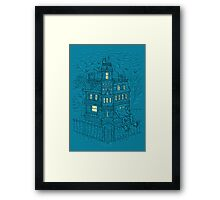 Is It Halloween Yet? Framed Print