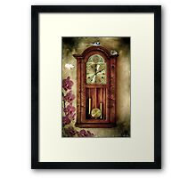 THREE BLIND MICE Framed Print