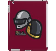 The Robots. iPad Case/Skin