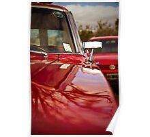 Red Torino Poster