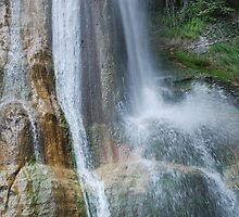 Salino Waterfall Detail 2 by jojobob