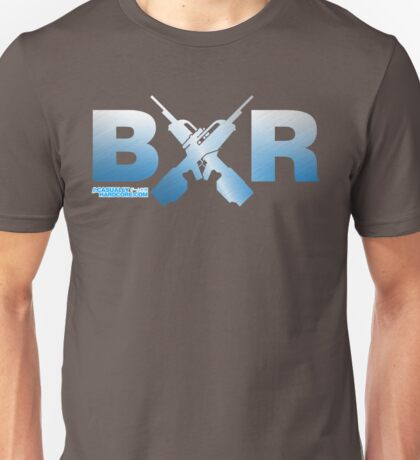 BXR Battle Rifle Unisex T-Shirt