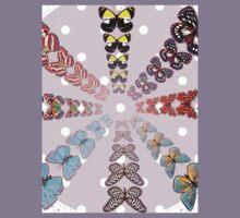 Butterflies World Kids Clothes