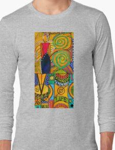 The Angel SPARKLE Celebrates LIFE Long Sleeve T-Shirt