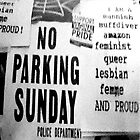 No Parking by Ellen Turner