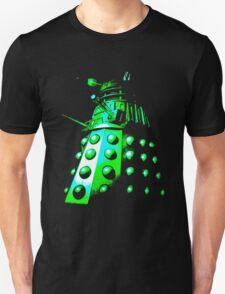 Dalek Gamma – Green T-Shirt