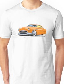 Buick Super Riviera (1952) Orange Unisex T-Shirt