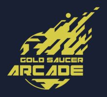 GOLD SAUCER ARCADE One Piece - Short Sleeve