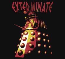 Dalek Gamma – Exterminate! by Steven Miscandlon