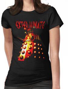 Dalek Gamma – Exterminate! Womens Fitted T-Shirt