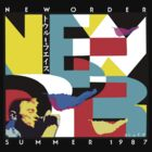 "New Order Summer 1987 Tour ""True Faith"" shirt by Shaina Karasik"
