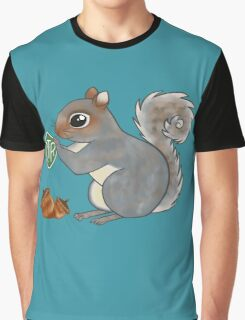 CTR Squirrel Graphic T-Shirt