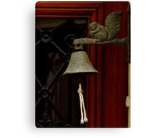 Ring My Bell ~ Part One  Canvas Print