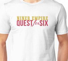 Quest for Six Unisex T-Shirt