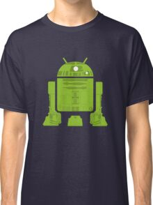 Well Put Together Droid Classic T-Shirt
