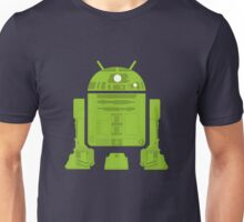 Well Put Together Droid Unisex T-Shirt