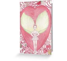 Fairy Heartland Greeting Card