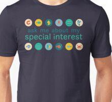 "Special Interest Series ""Marine"" Unisex T-Shirt"