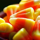 Candy corn by Emma Harckham